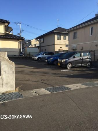ECS須賀川駐車スペース