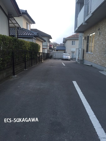 ECS駐車場